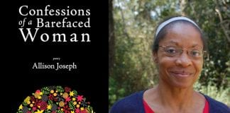 Allison Joseph's Confessions of a Barefaced Woman Nominated for NAACP Image Award