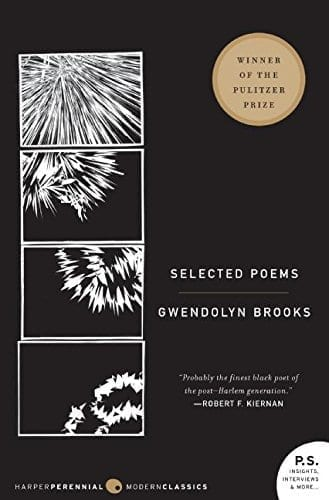 7 Books to Read if You Loved Ariel by Sylvia Plath - Selected Poems by Gwendolyn Brooks