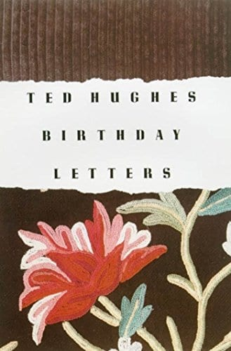 7 Books to Read if You Loved Ariel by Sylvia Plath - Birthday Poems by Ted Hughes